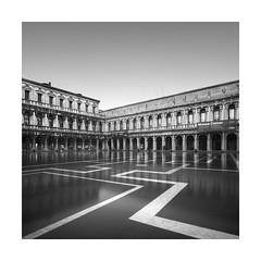 Acqua Alta Museo San Marco (Rohan Reilly Photography) Tags: venice venezia italy acquaalta flooding square