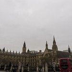 Full architecture of Palace of Westminster thumbnail