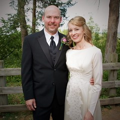 We Did (michael.veltman) Tags: albrecht allison lodge mike september starvedrock veltman wedding starvedrocklodge il usa