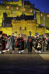 Tattoo 2nd Visit-25 (Philip Gillespie) Tags: 2017 edinburgh international military tattoo splash tartan scotland city castle canon 5dsr crowds people boys girls men women dancing music display pipes bagpipes drums fireworks costumes color colour flags crowd lighting esplanade mass smoke steam ramparts young old cityscape night sky clouds yellow blue oarange purple red green lights guns helicopter band orchestra singers rain umbrella shadows army navy raf airmen sailors soldiers india france australia battle reflections japan fire flames celtic clans