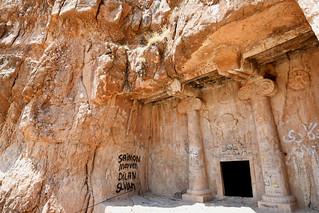 Qazqapan cave / Iraqi Kurdistan