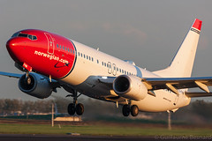 Boeing 737-800 Norwegian Air International EI-FHM cn 42070/5583 (Guillaume Besnard Aviation Photography) Tags: ams eham amsterdamschiphol schipholairport polderbaan plane planespotting airplane aircraft canoneos canoneos1dsmarkiii canonef500f4lisusm boeing737800 norwegianairinternational eifhm cn420705583 boeing737