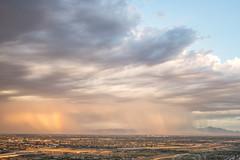Monsoon (bugeyed_G) Tags: monsoon clouds rain weather southwest desert tucson outdoors nature arizona rinconmountains sunset