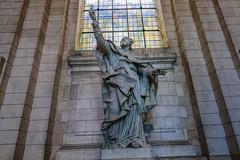 Cathédrale Saint-Vaast (Emilio Guerra) Tags: pasdecalais france locations lille eur2016 hautsdefrance nordpasdecalaispicardie arras cathédralesaintvaast