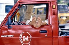 Lazy Driver (gerard eder) Tags: world travel reise viajes asia southeastasia indonesia jakarta people peopleoftheworld outdoor java städte street streetlife city ciudades cityview