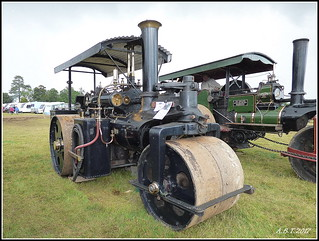 Wallis & Steevens 10 Ton Roller.  Works No. 7909 'Duke of Ellington' 1927