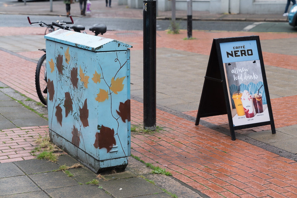 EXAMPLES OF URBAN CULTURE IN BELFAST [STREET ART AND GRAFFITI]-132920