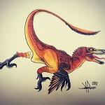Velociraptor Mongoleinsis thumbnail