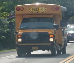 East End Bus Lines #01104 (ThoseGuys119) Tags: eastendbuslines orangecountytransitllc valleycentralschools maybrookny schoolbus collins