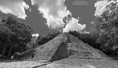 Nohoch Mul Pyramid (Magic life gallery) Tags: cancunvisita quintanaroo mexico mx