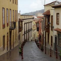 La Orotava: Calle Carrera del Escultor Estévez (JdRweb) Tags: laorotava sonydscrx100 tenerife