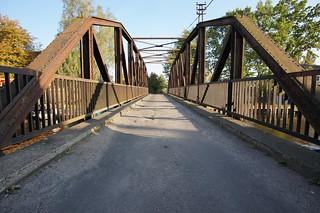 Brücke in Stettin