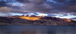 Lago Tsomo- Riri, Ladakh, Himalaya