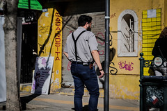 Just be normal (Pablo Andreas Becerra Fabio) Tags: street city quilpue valparaiso