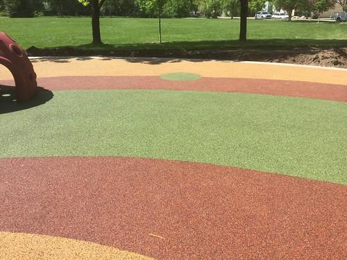 Photo - Christensen Playground Surface