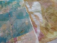 delicates (susie alfie) Tags: tissue printed soft tree bird e