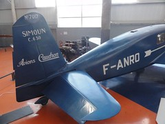 "Caudron C.630 Simoun 2 • <a style=""font-size:0.8em;"" href=""http://www.flickr.com/photos/81723459@N04/35914620554/"" target=""_blank"">View on Flickr</a>"