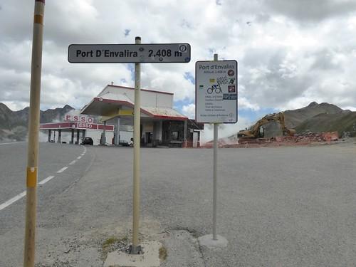 Port D'Envalira, Andorra