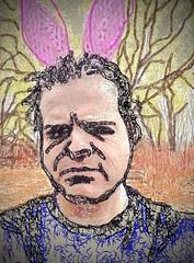 noisician : Jeff Wrench (chartan) Tags: glazeapp ipod portrait jkpp