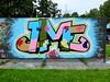Graffiti Capelsebrug (oerendhard1) Tags: graffiti streetart urban art rotterdam capelsebrug jme jame
