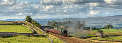 The Waverley 13-8-2017 (KS Railway Gallery) Tags: waverley railway flying scotsman uk steam greengates