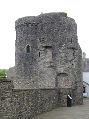 Photo of Camarthan Castle 170809_006