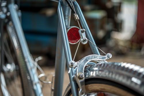Shashi's Classic Rando 650b bike