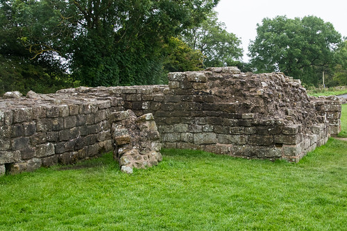 Banks' East turret Hadrian's Wall