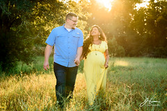 Sunset (jdcraig87) Tags: maternity sunset photoshoot photography mother goldenhour nikon tamron godox field nature mom barn charleston flare portrait people father daddy love family south carolina travel myrtle beach hurricane irma2017 colors bright vibrant cabin camping