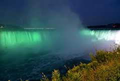 DSC09457 - Bye Canadian Falls (archer10 (Dennis) 119M Views) Tags: ontario sony a6300 ilce6300 18200mm 1650mm mirrorless free freepicture archer10 dennis jarvis dennisgjarvis dennisjarvis iamcanadian novascotia canada niagarafalls canadianfalls horseshoefalls lights night colours