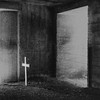 Symbol (Eric@focus) Tags: cross war contrast triste sad light dark shadow barbedwire trench memorial bw verdun wwi thegreatwar visit square noiretblanc silverefexpro2 greatphotographers neroametà
