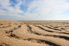 Beach Desert - Low Tide in Cape Cod (Yuri Dedulin) Tags: 2017 capecod ma yuridedulin beach desert tide lowtide nature outdoors ocean 10 water landscape seaside shore coast coastline beachsand bay massachusetts vacation