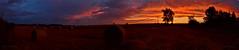 Summer sunset (ChemiQ81) Tags: polska poland polen polish polsko chemiq польша poljska polonia lengyelországban польща polanya polija lenkija ポーランド pólland pholainn פולין πολωνία pologne puola poola pollando 波兰 полша польшча بولندا outdoor 2017 sunset clouds colour colorful kolorowe niebo sky zachód bonowice jurajskim szlakiem dusk