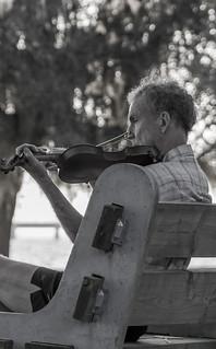 Mandeville Fiddler