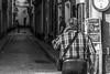 Quick Call (StevePilbrow) Tags: phone call cadiz spain andalusia europe south atlantic ocean black white street photo photography check shirt ally hot city nikon d7200 nikkor 18105mm june 2017