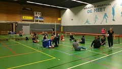 Clinic zitvolleybal