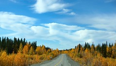 Silky Skies - Alaska