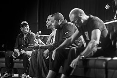 IMG_9904 (Brother Christopher) Tags: blackandwhite monochrome monochromatic explore explored live show liveshow podcast audio audiodocumentary npr gimeltmedia loudspeakersnetwork combatjack reggieosse chrislighty brotherchris hiphop hiphopculture mogul cultre event events talk discussion panel interview