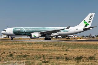 CS-TRY Azores Airlines Airbus A330-223 Ciprião de Figueiredo (LIS - LPPT)