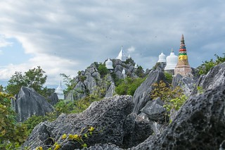 Wat Phra Bat Phu Pha Daeng - Thailande