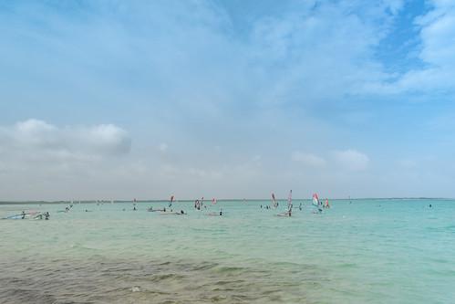 Windsurfing Bonaire
