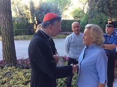 Patriarca a Cavallino 14 agosto 17 DD