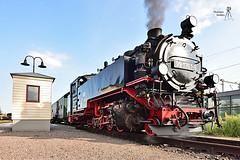 99 1761-8, Bj. 1933, Firma BMAG, Berlin (Thorsten Mothes) Tags: 9917618 99761 0997346 drg dr dbag bmag schwarzkopff radebeulost lösnitzgrundbahn sdg dampflok schmalspur 750mm