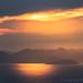 Sunset Over Mediterranean Coast, Fethiye, Mugla, Turkey