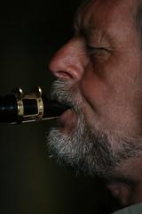 Captain and Saxophone (Aaron N Zhang) Tags: captain saxophone vestmannaeyjar iceland