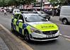 Hertfordshire Police Volvo...OU17 BLV (standhisround) Tags: police hertfordshire emergency car vehicle stalbans volvo 999 lights ou17blv policecar hertfordshirepolice