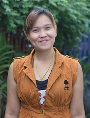 pretty woman (the foreign photographer - ฝรั่งถ่) Tags: pretty woman pedestrian khlong bang bua portraits bangkhen bangkok thailand nikon d3200