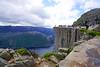Preikestolen, the Pulpit Rock, Norway (Andrey Sulitskiy) Tags: preikestolen norway