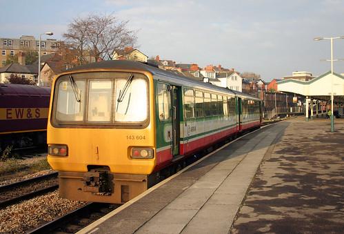 101357 143604 Newport Station 24.10.2004