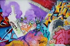 IMG_7554 rue Abel Hovelacque Paris 13 (meuh1246) Tags: streetart paris rueabelhovelacque paris13 animaux lapin